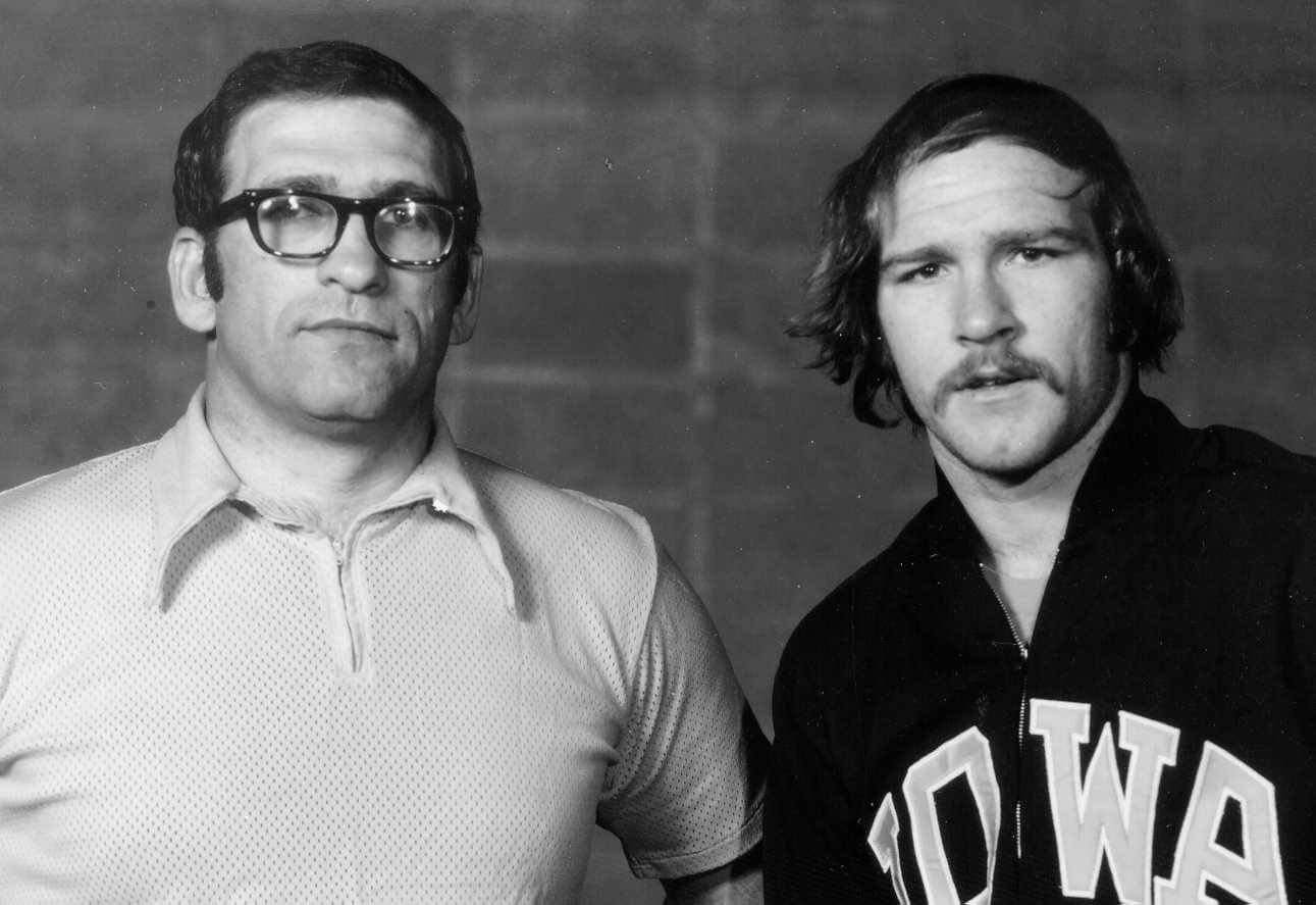 "HawkFanatic's Pat Harty: ""Gary Kurdelmeier's vision and unselfishness helped build the Iowa wrestling dynasty"" News Photo"