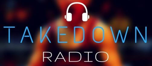 Takedown Radio Logo
