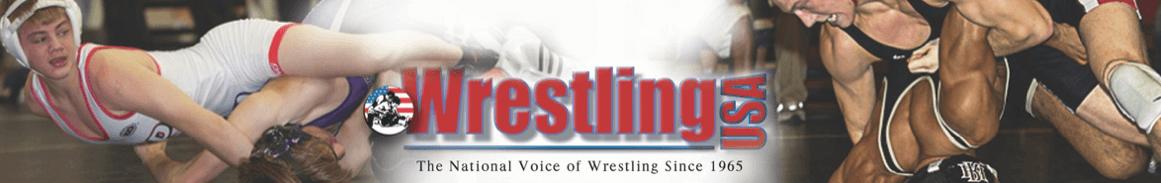 WrestlingUSA: The National Voice of Wrestling Since 1965