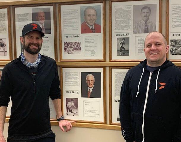 IWHOF welcomes wrestling writer Andy Hamilton News Photo