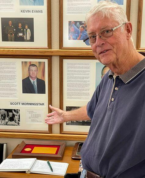 WMT Radio visits the IWHOF News Photo